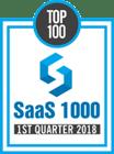 SaaS1000 1st Quarter 2018